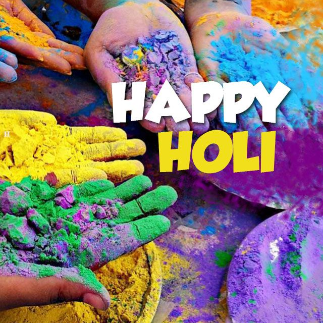 happy Holi day