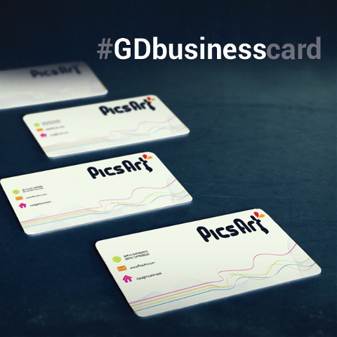 business card graphic design contest