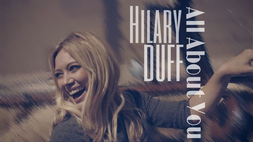 Hilary Duff Graphic Design Contest winners