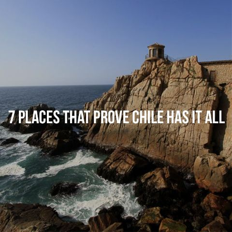 images of Chile
