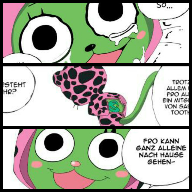 Fairy Tail Spring Festival: Welcome Home Frosch