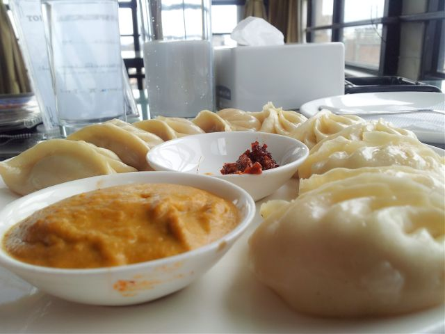 "Momo ""Nepali Dumplings"""