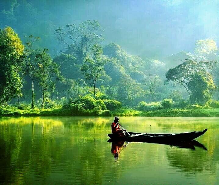 Bangladesh Bandarban Natural Beautiful