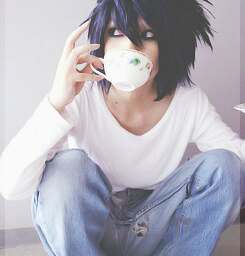l death note anime cosplay likaboss
