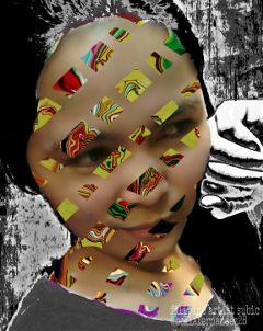 color splash faceoff freetoedit shape mask artlines