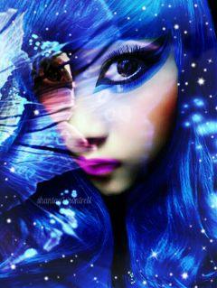 editstepbystep digitalmakeup emotions artisticselfie freetoedit