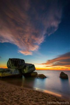 beach color landscape nature photography