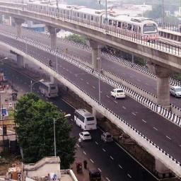 metro road flyover