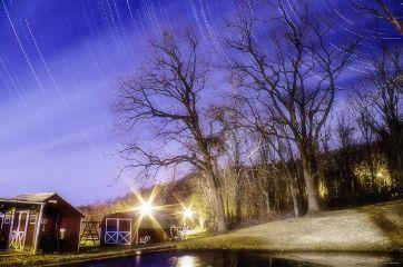 long night photography