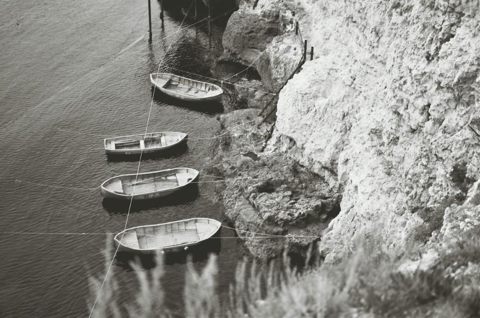 #photography #blackandwhite #sea #travel