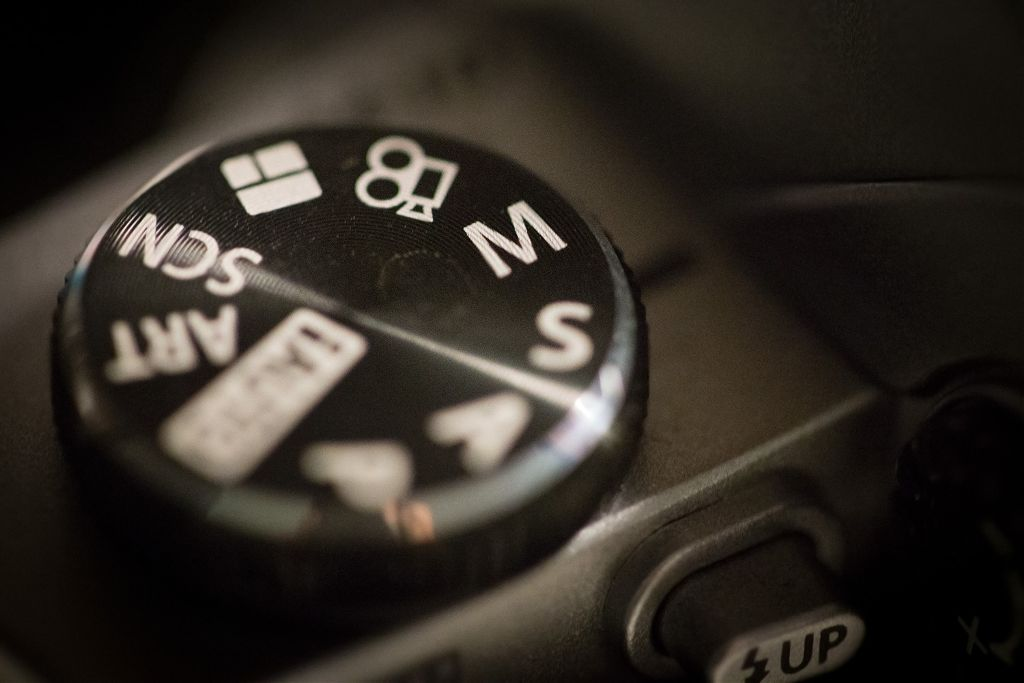 manual exposure guide