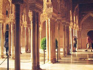 alhambra spain 2013 travel photograph