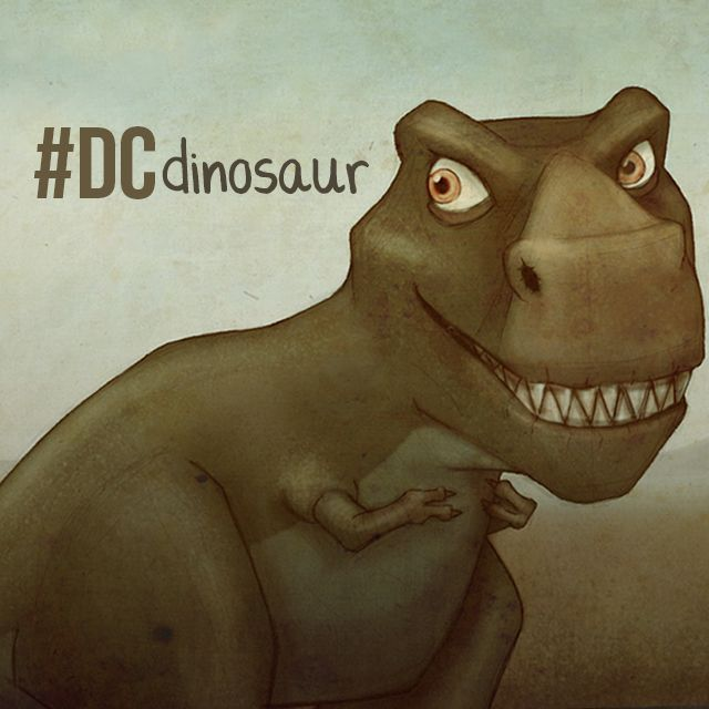 dinosaur drawing art contest